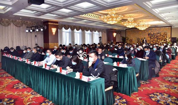2021世界非遗传承人大会筹备会在北京民族文化宫举行插图(5)