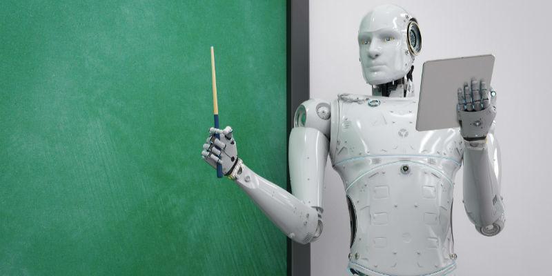 中小学引入人工智能 理论强、门槛高 孩子如何入门?