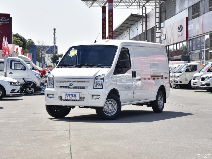 瑞驰新能源 瑞驰新能源EC35 2020款 EC35 II 标准版38.64kWh