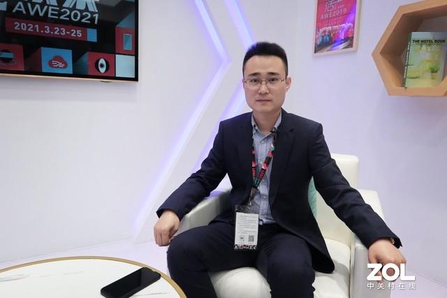 专访荣邦智能郑重阳:专注人工智能场景落地