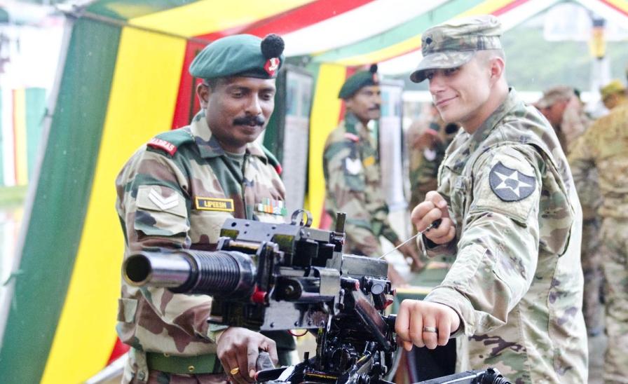 美寻求在印太与中国开展对抗?美议员公开拉拢印度参加
