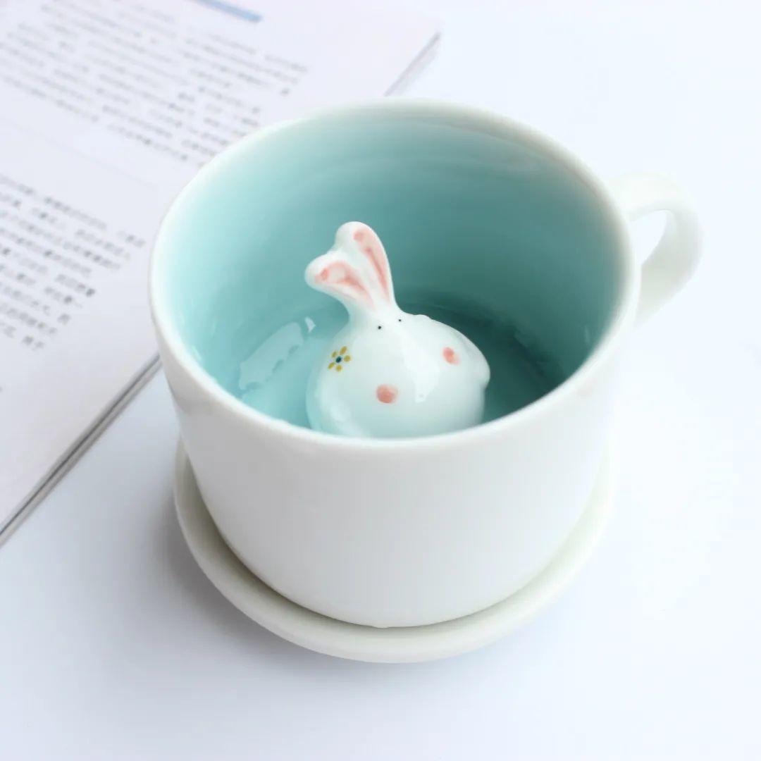 有趣更有愛:藏在杯盤底的小精靈
