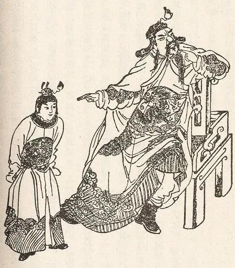 上图_ 司马昭(211年—265年9月6日)