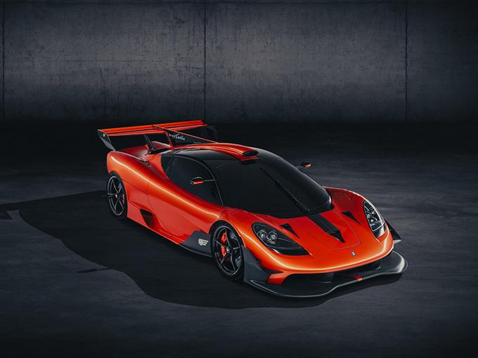 Gordon Murray发布新款跑车 搭V12引擎/重量更轻-图1