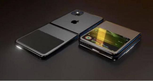 折疊iPhone預計2023年推出,采用宸鴻科技納米銀觸