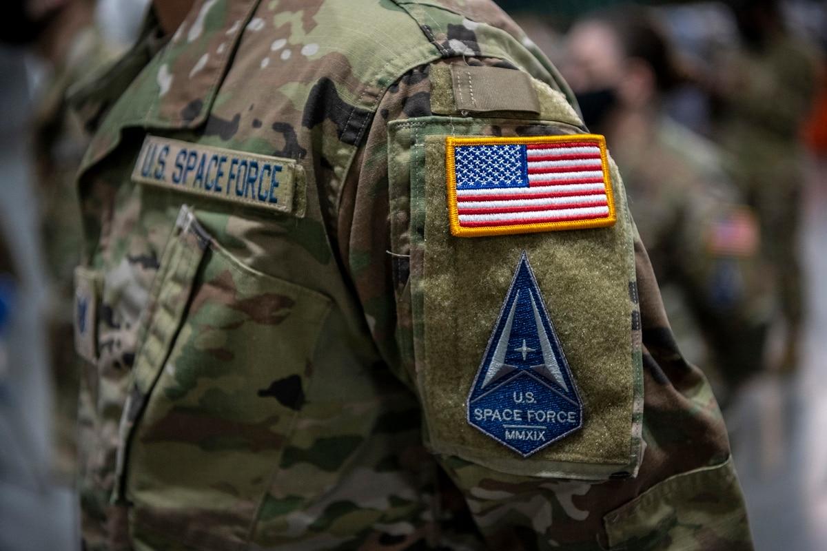 美国太空军臂章