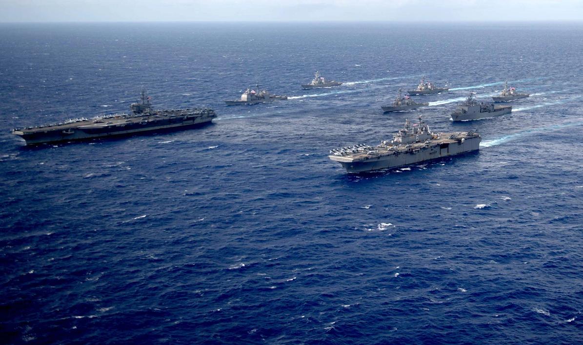 美国海军舰队