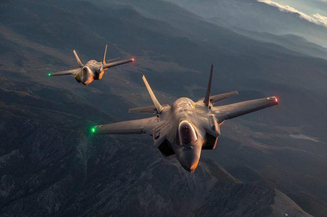 F-35联合攻击战斗机 资料图