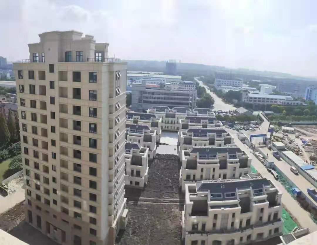 上海浦东御中环二期项目