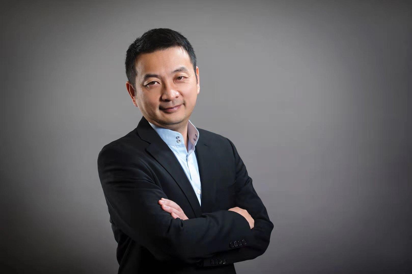 人口学者、携程集团董事局主席梁建章。受访者供图