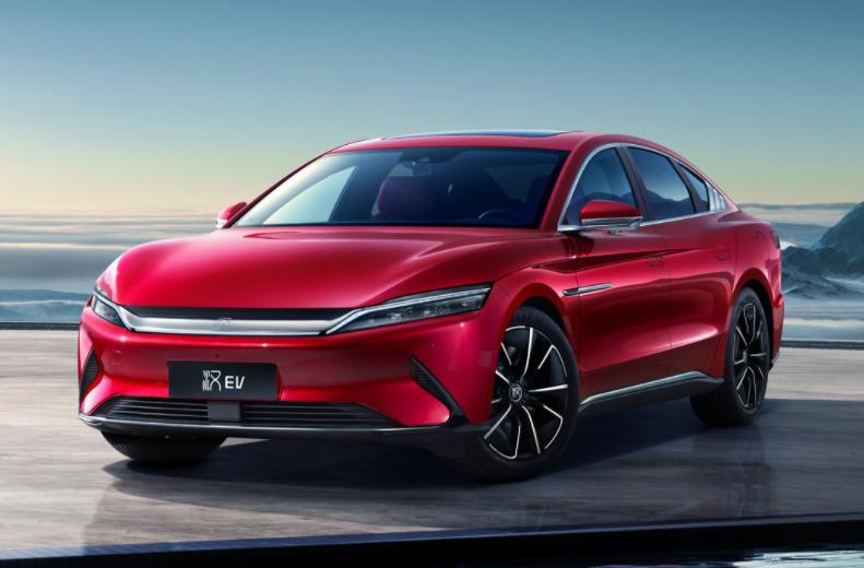 销量增幅大,比Model3更实惠!这几款自主新能源车放心选