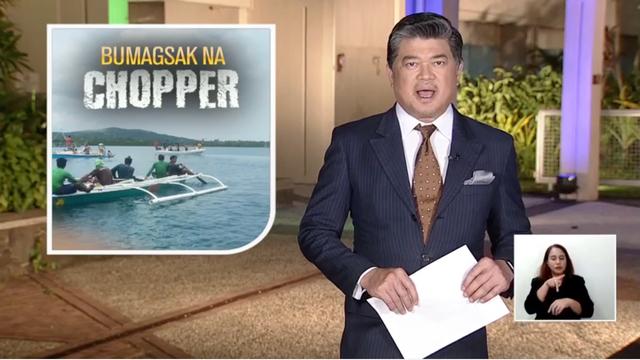 (图说:菲律宾媒体ABS-CBN对该事件的报道)