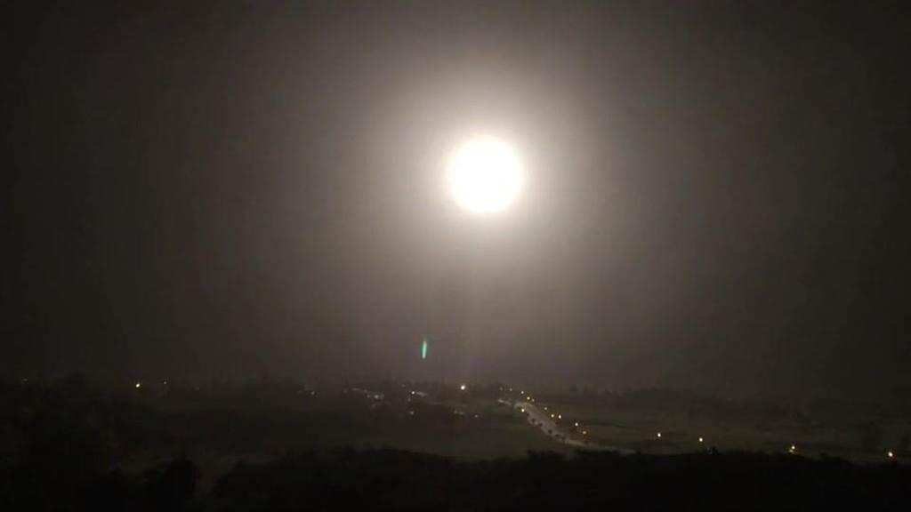 台媒炒作:台军试射导弹,还宣称最大弹道高度