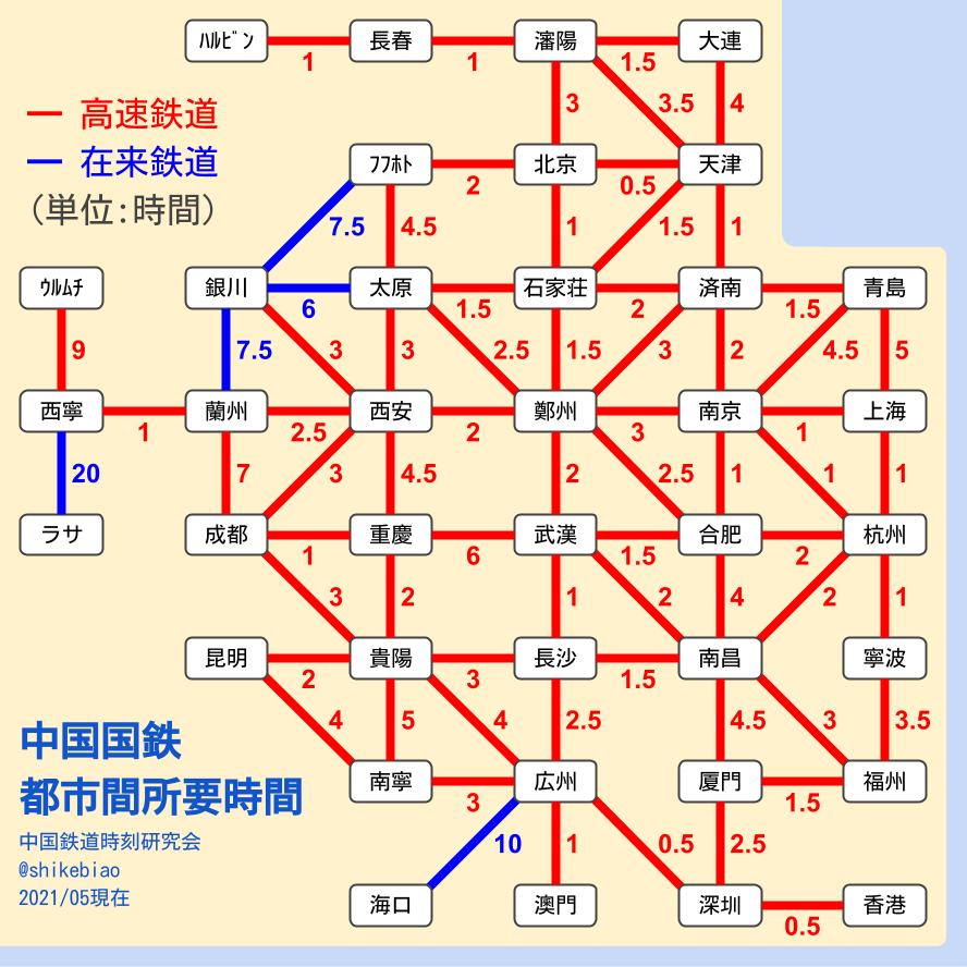 """万博体育:从日本来的""""中国高铁时刻图""""走红中文网络"""