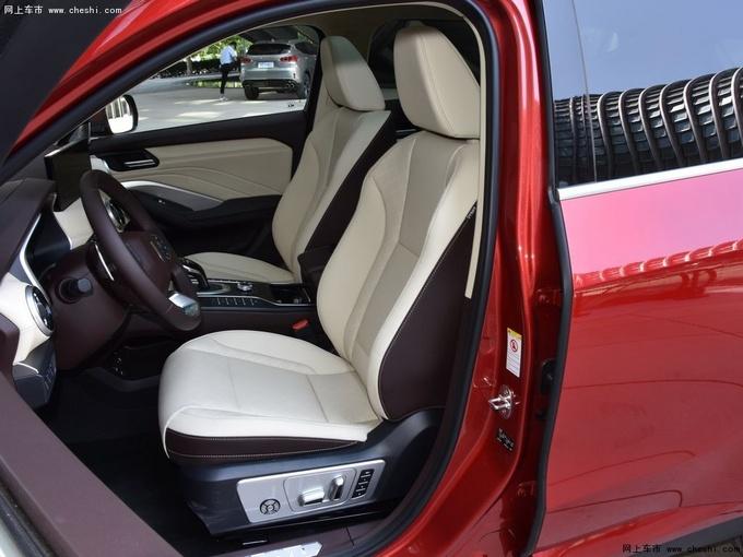 开上TA有品味有面子 三款国产品质SUV推荐-图5