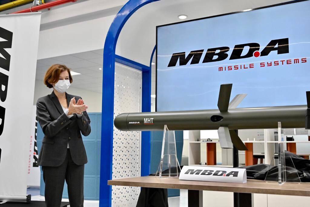 欧洲导弹集团研发的新型巡航导弹