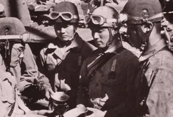 上图_ 太平洋战争中的日军老照片