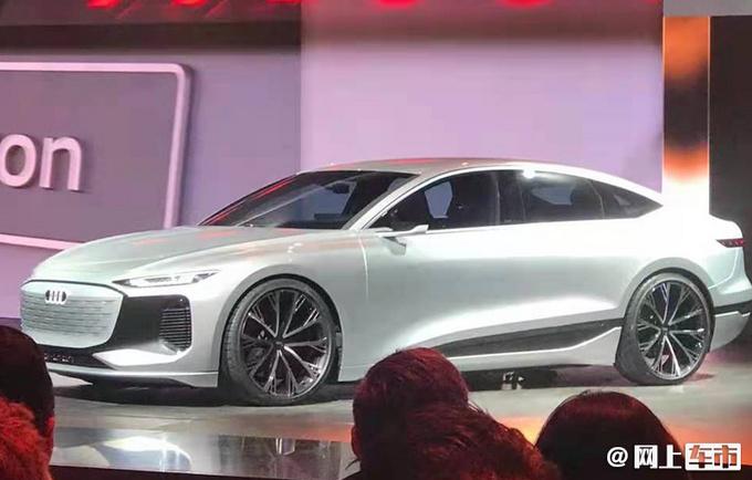 奥迪A6 e-tron概念车全球首发最大续航超700km-图2