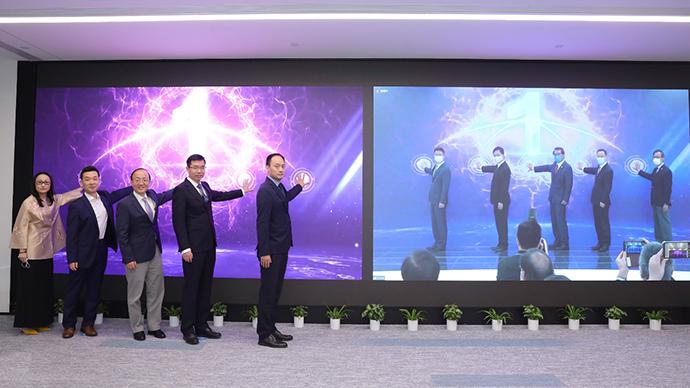 上海人工智能实验室+港中文,人工智能交叉学科研究所成立