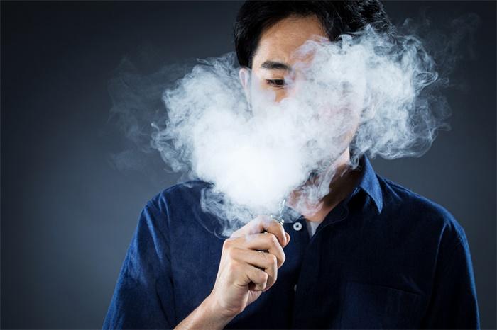 """有差异!香味电子烟激活大脑的味觉区域,无味的则激活""""成瘾""""区域"""