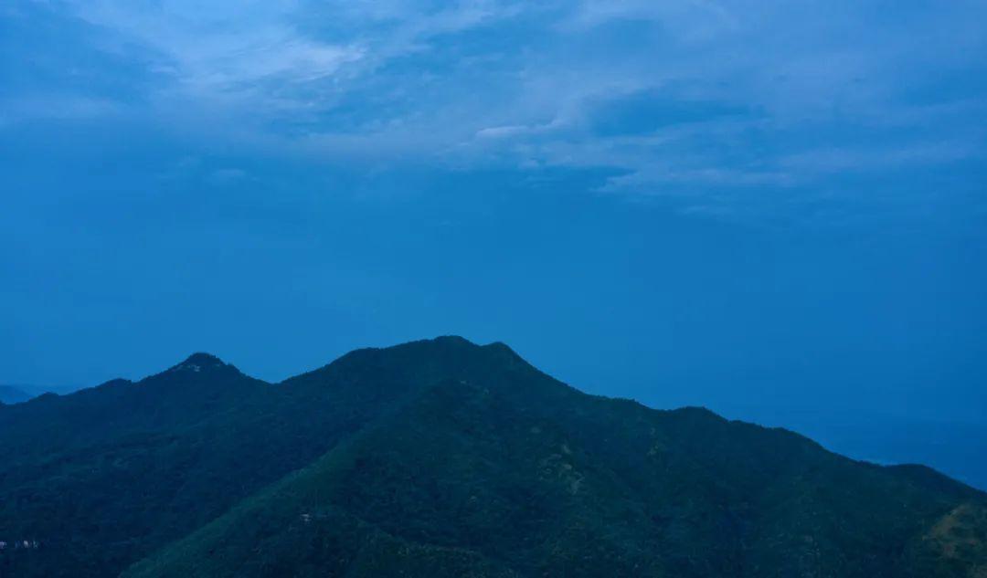 △赣州的山,阻挡了世人的视野 / 图虫