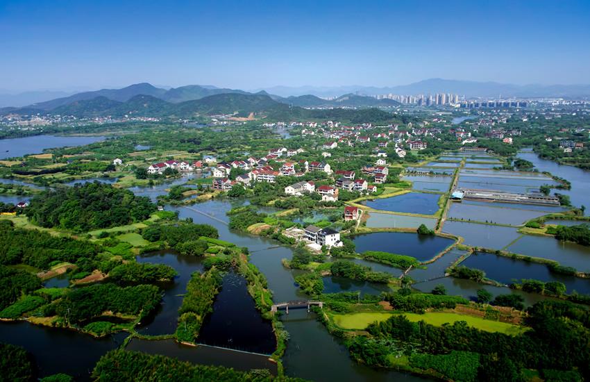 下渚湖国家湿地公园