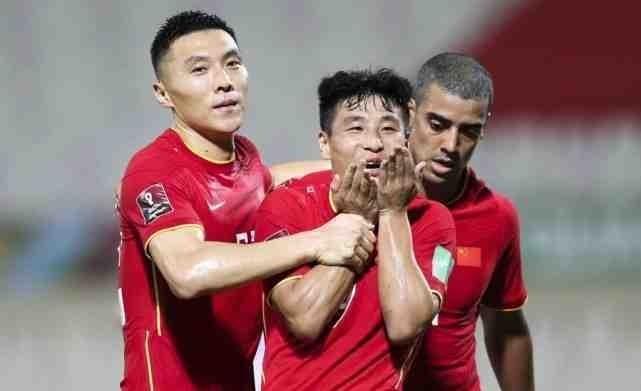 中国男足有惊无险的取得了12强赛首胜。