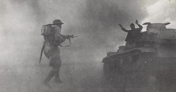 上图_ 二战英军