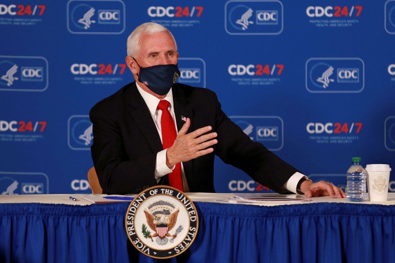 共和党人要求赋予副总统彭斯权力推翻美大选结果,遭法院驳回