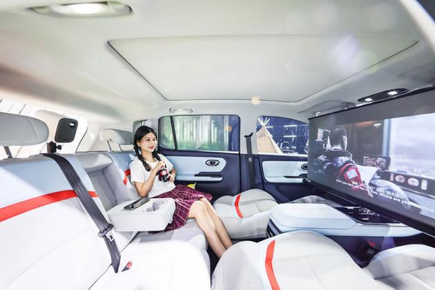 2021上海车展 :AION Y上市 补贴后售价10.46-14.86万元
