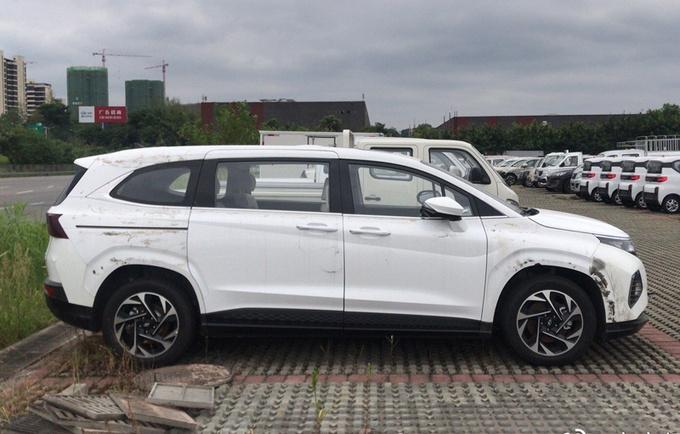 2021年多款重磅韩系新车上市全新名图4月就能买-图9