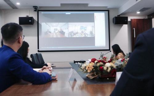 圣桦原乡与华世达集团国际教育中心达成品牌战略合作