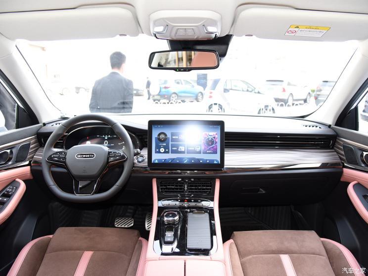 创维汽车 创维汽车ET5 2021款 520尊享版