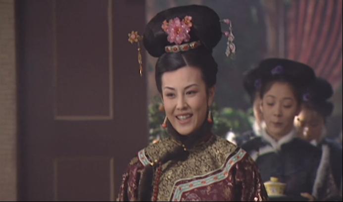 《康熙王朝》孝康章皇后