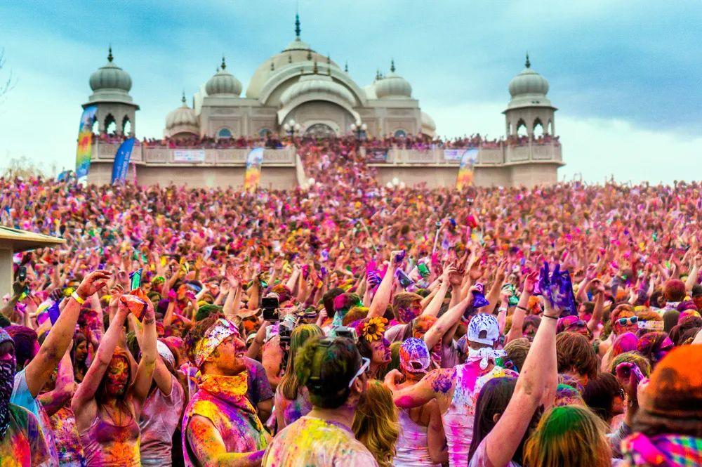 印度人:哪一天不是节日?天天过节,过节天天
