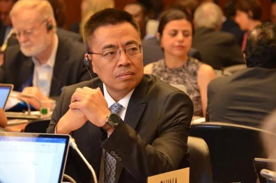 【gae】_中国驻WTO大使张向晨调任商务部副部长,曾在世贸多次与美交锋
