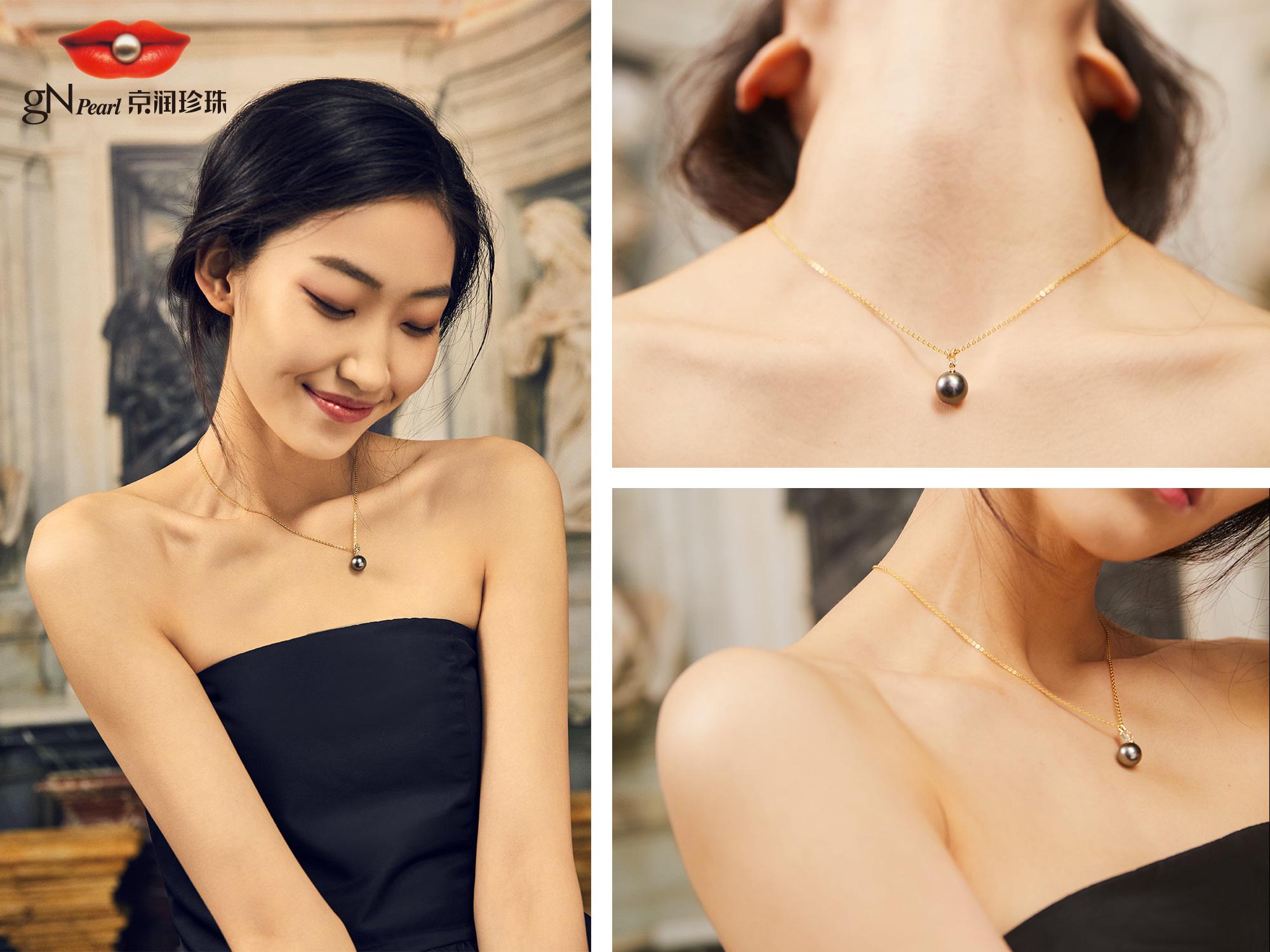 珍珠配饰文艺复兴 潮流时尚消费