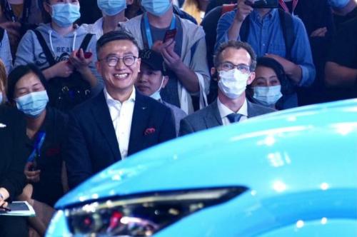 福特陈安宁聚焦品牌转型升级,实现华丽转身 福特陈安宁