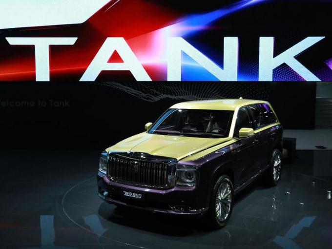 从上海车展看品牌拥抱变化之新品牌-图2
