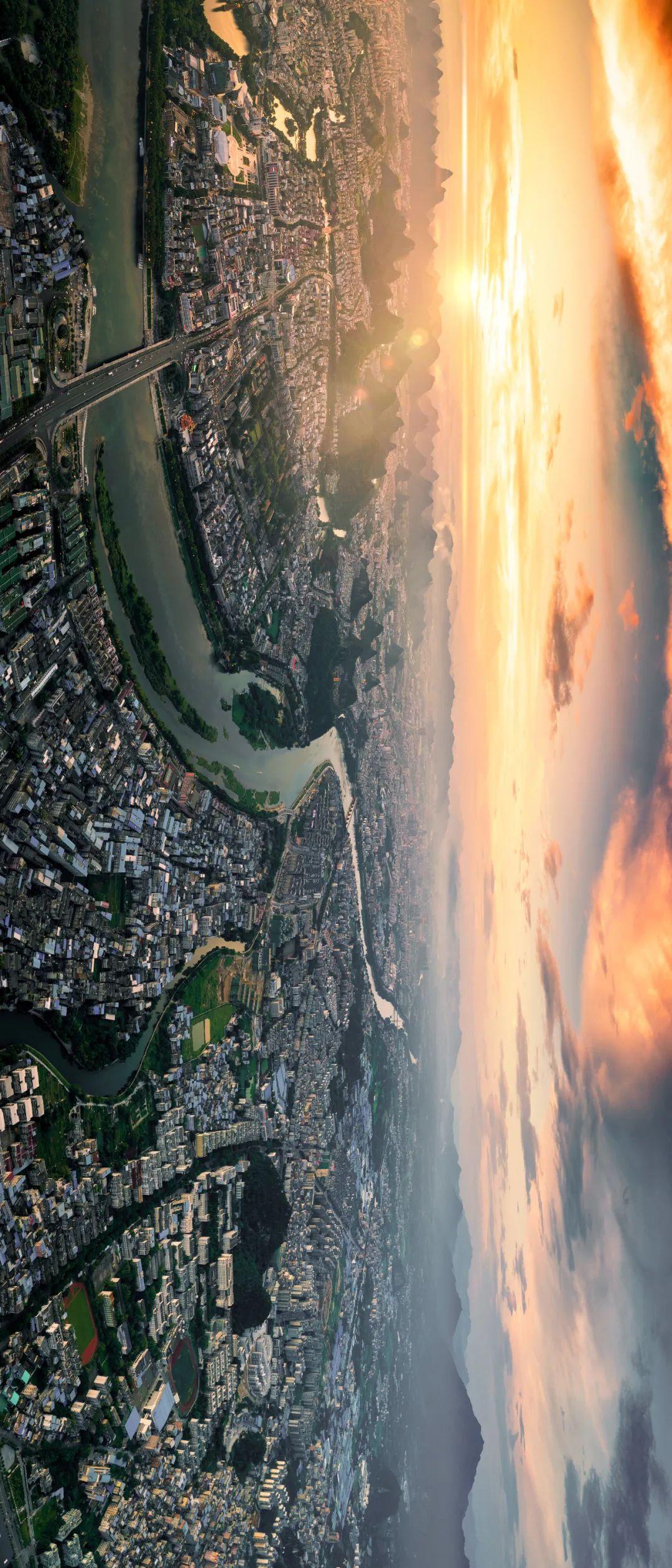 ▲ 这就是桂林。摄影/黄一骏