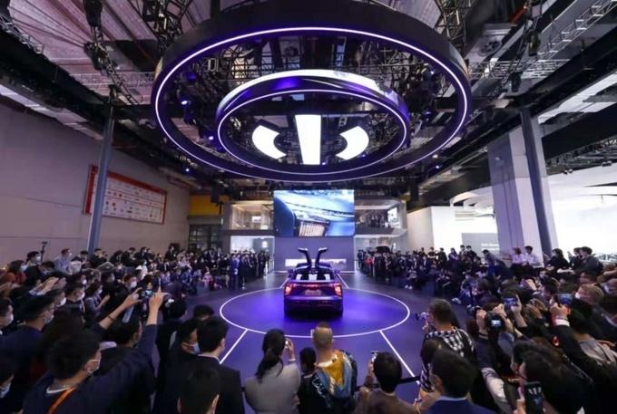 7月交付创新高单车售价68万元高合与用户一起破晓-图11