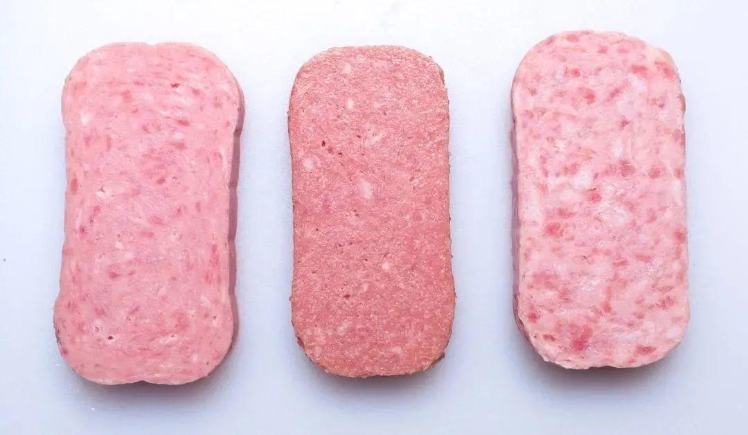 午餐肉的主要配料也是肉 | wikipedia/Ll1324