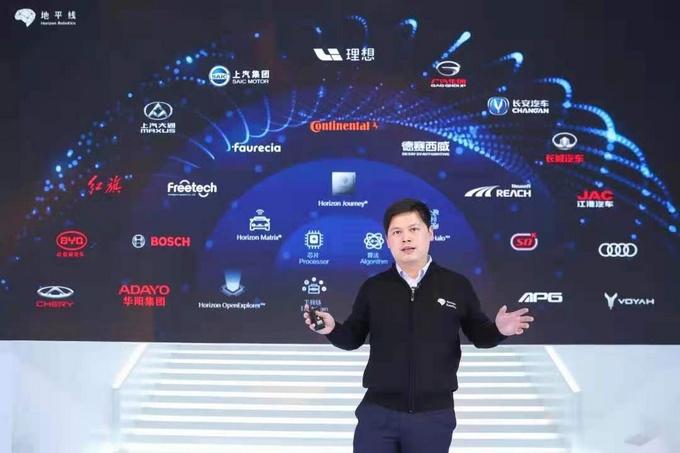 上海车展不止于车芯片独角兽地平线放大招-图5
