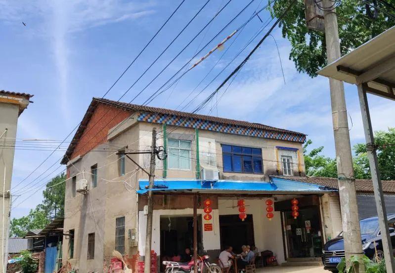 6月14日,李磊在河溶镇的家。新京报记者 吴小飞 摄