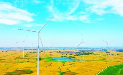 """积极行动,迈向""""3060""""双碳目标"""