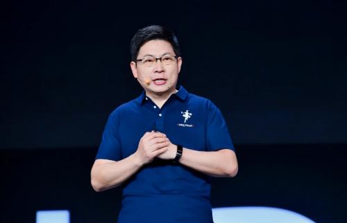 华为余承东:携手开发者与伙伴,加速千行百业智能升级