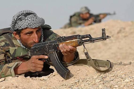 ▲全世界最受欢迎的武器——AK-47