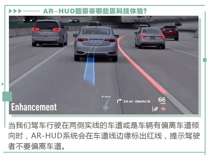AR实景导航加上HUD会有哪些黑科技体验-图12