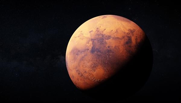 NASA新发现:火星上经历数千次超级喷发的火山