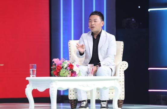 《中国创业楷模》节目专访九九集团董事长孙慧斌